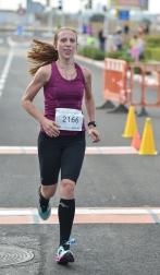 My first half marathon