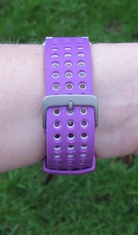 Garmin ForeRunner 220 Purple - Strap