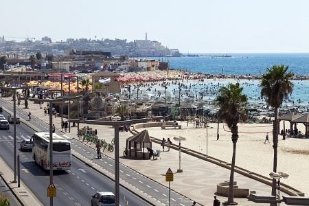 Tel Aviv Boardwalk