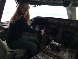 Pilot Cabin Plane