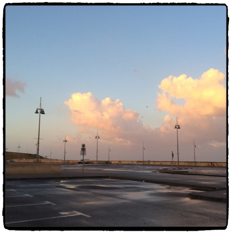 Yaffo Port Parking Lot
