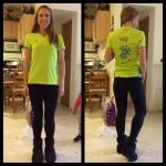 Shirt Tel Aviv Half Marathon