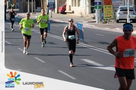 Tel Aviv Half Marathon - 14K